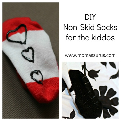 DIY NoSkid Socks
