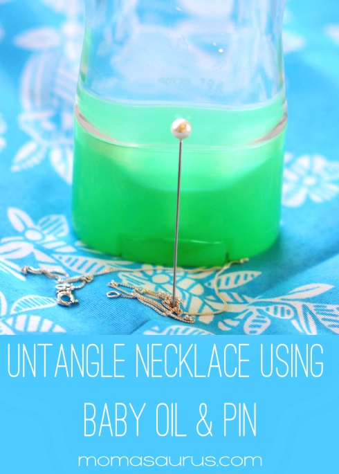 Untangle Necklace