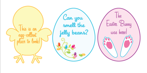 Egg Hunt Printable