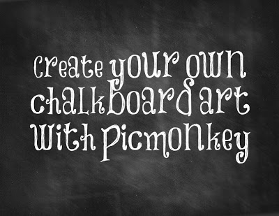 Create Your Own Chalkboard Printable Momasaurus